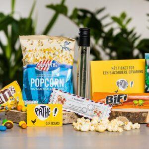 Thuiskijk Movie Box Pathé – Première