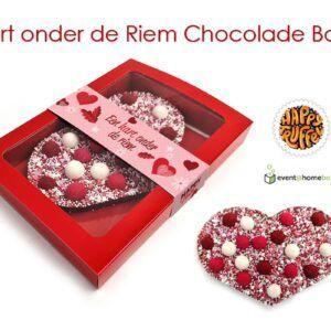 Hart onder de riem chocolade box